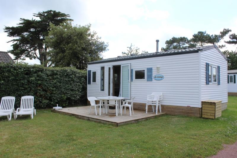 Rental Mobile home campsite facing the sea between Royan and la Palmyre in Charente Maritime France