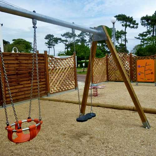 Activity on campingsite 4 stars Royan Charente maritime France